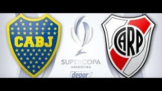 Boca Juniors Vs River Plate | EN VIVO / EN DIRECTO / LA FINAL BOCA - RIVER