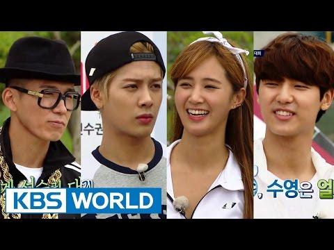 Cool Kiz on the Block | 우리동네 예체능 – Cool Kiz vs. the Global Team (2015.08.11)