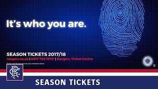 #RangersLoyal | Season Ticket Renewal