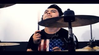 Five Minute - Selamat Tinggal ( Drum Cover )
