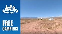 AZ-UT Stateline Dispersed | Littlefield, AZ - 360° Drive-thru