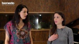 Singen lernen – Stimme warm machen: Resonanzen | Vocal-Quickie Gesangsworkshop mit bonedo.de