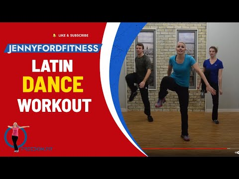 Dance Fitness Workout - JENNY FORD