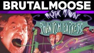 Mystic Midway: Phantom Express - brutalmoose