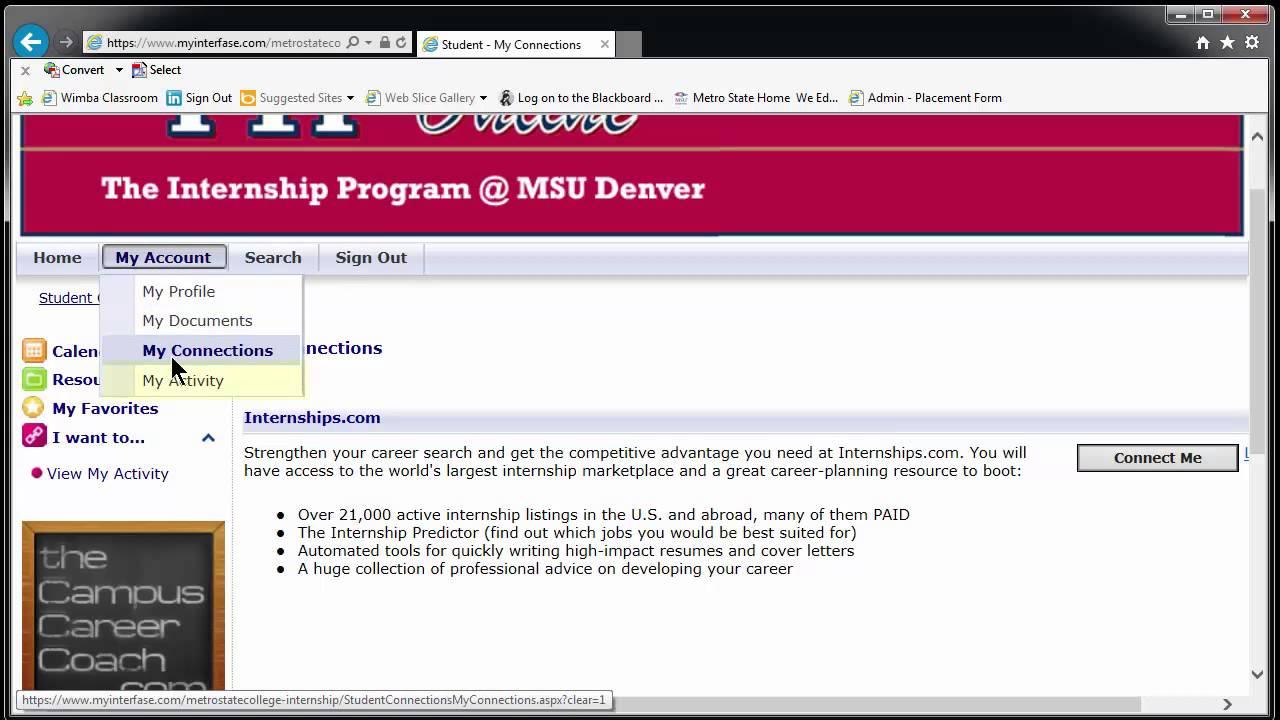 Videos | Internship | MSU Denver