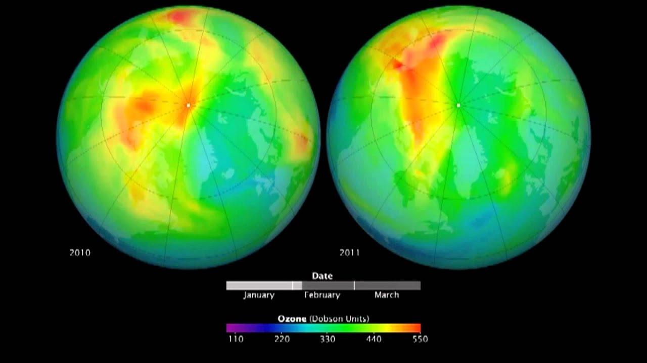 Modelo De La Capa De Ozono Youtube | apexwallpapers.com