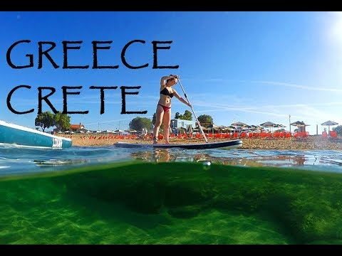 Chania Crete Greece 2017