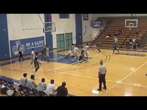 Derrick CooK 6'2 - Guard - Northeast Lakeview College Basketball