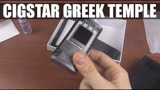 TEST I RECENZJA MODA CIGSTAR GREEK TEMPLE