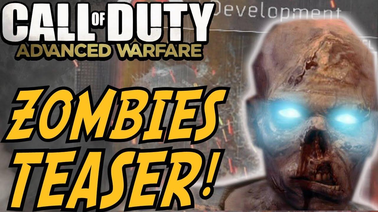 "Call of Duty: Advanced Warfare - ""EXO ZOMBIES"" TEASER! NEW ... Call Of Duty Advanced Warfare Havoc Zombies"