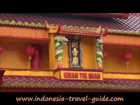 Temple of Kwan Tie Miau - Pangkalpinang - Bangka Island - Indonesia