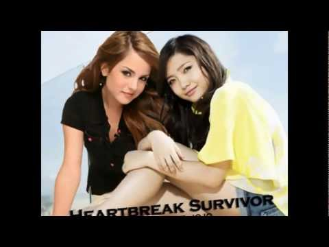 Charice Feat Jojo - Heartbreak Survivor