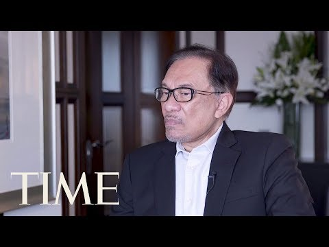 Interview With Malaysia's Prime Minister-Designate Anwar Ibrahim   TIME