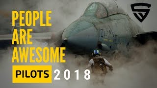 People Are Awesome 2018 - Fighter Pilots