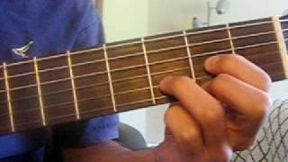 Learn how to play Waka Waka by Shakira (This Time for Africa) - Guitar Chords