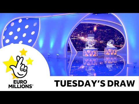 The National Lottery 'EuroMillions' Draw Results From Tuesday 24th December 2019