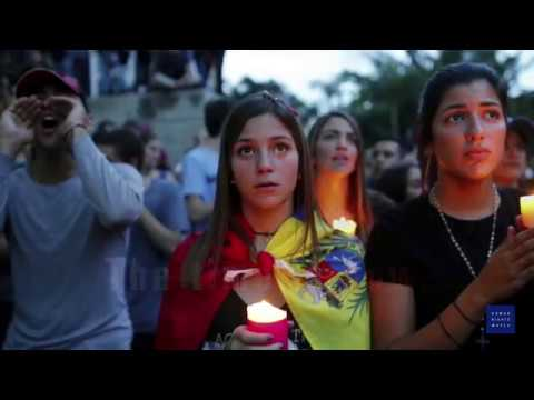 Ricardo Montaner and Human Rights Watch Campaign for Venezuela