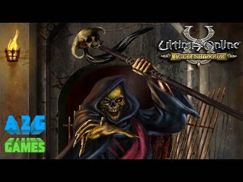 Ultima Online - Return to Britannia - Gameplay ITA