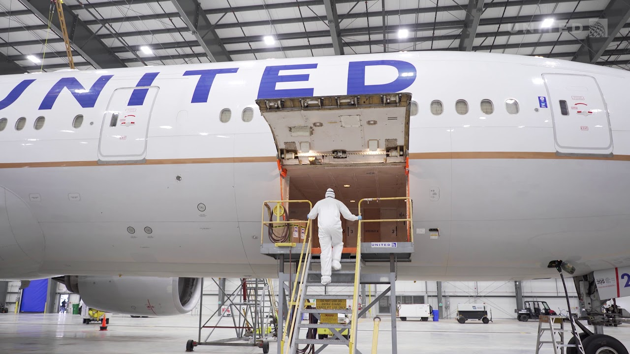 United - Air filtration on our aircraft