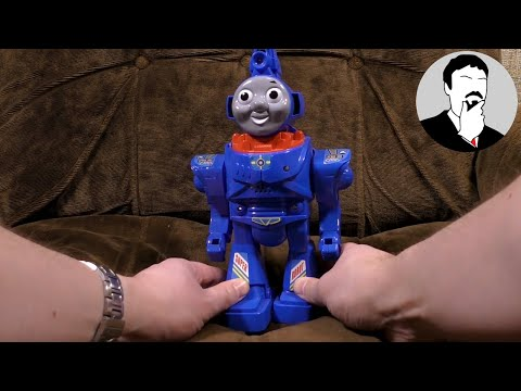The Greatest Robot In The World | Ashens thumbnail