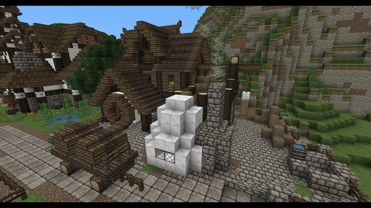 Minecraft Gundahar Tutorials Medieval Brewery YouTube