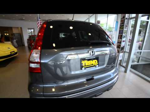 2010 Honda CR-V EX AWD Great Value (stk# 30127A ) for sale at Trend Motors Used Cars Rockaway NJ