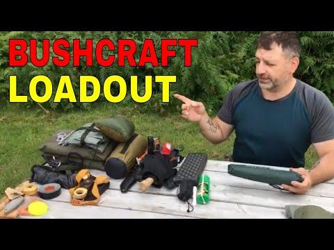 Bushcraft Kit 2019