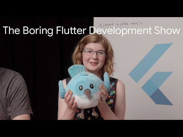 How to Publish a Flutter Package (The Boring Flutter Development Show, Ep. 7.3)