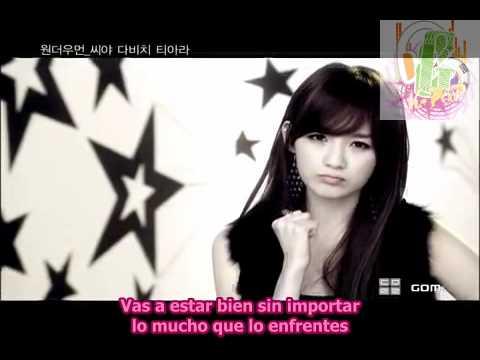 [MV]Seeya, Davichi & T-ara -* Wonder Woman*-[sub español][GKPOP]