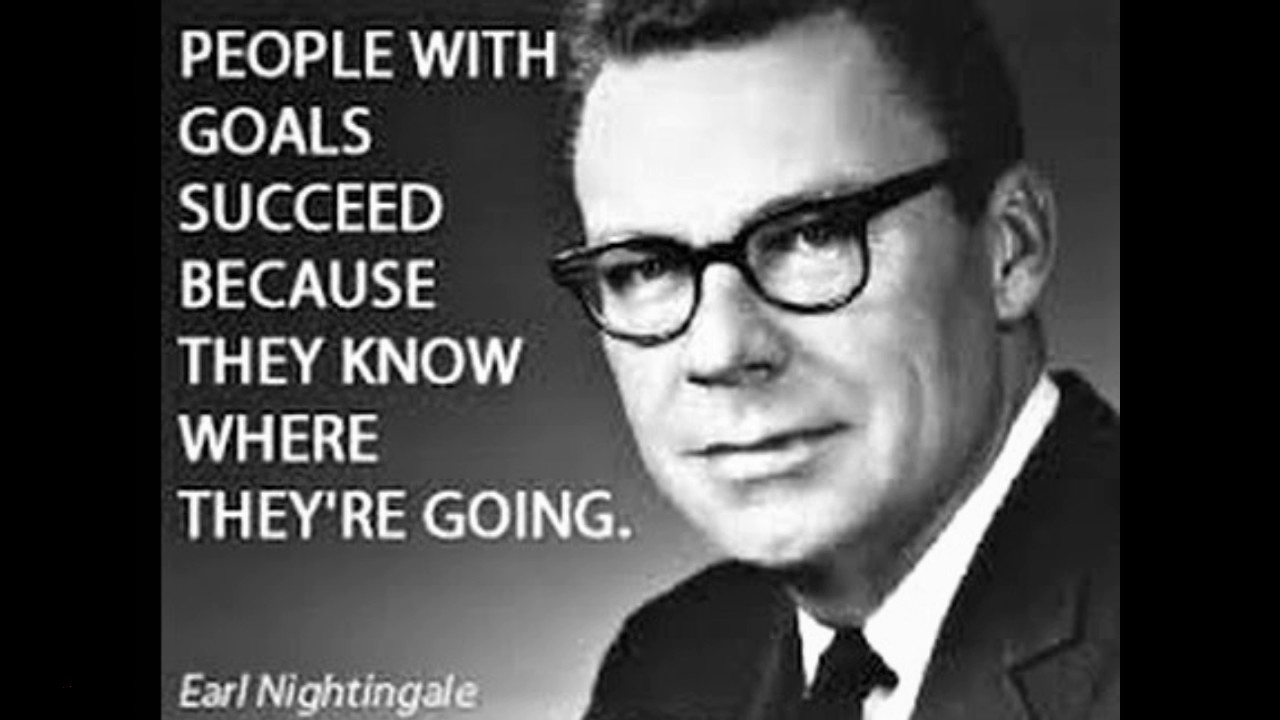Earl Nightingale Change Your Life In 19 Minutes Youtube