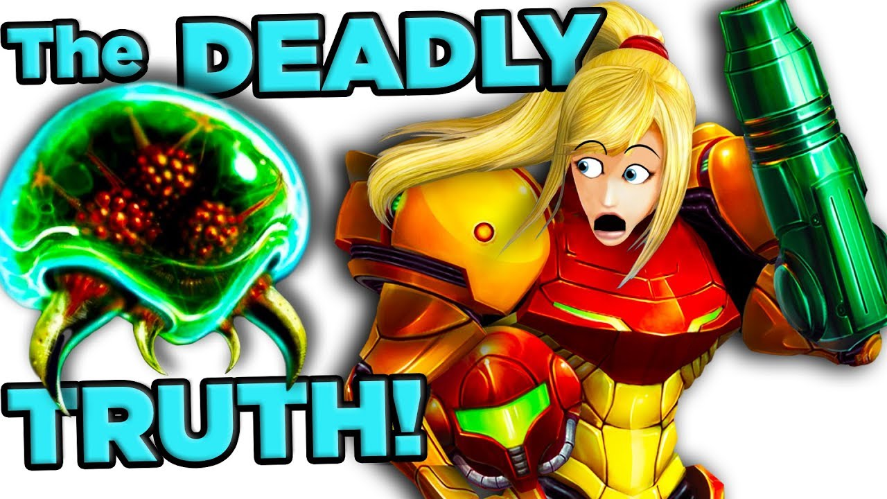 How The Metroids DOOMED Us All! | The SCIENCE!...of Metroid: Samus Returns #1