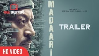 MADAARI Official Trailer Launch | Irrfan Khan, Jimmy Shergill | T-Series