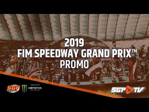 2019 FIM Speedway Grand Prix Promo