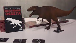 O Carcharodontosaurus da Dino Hazard