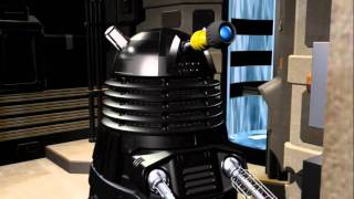 The Genocide Machine 3 (Daleks) 3d Animation