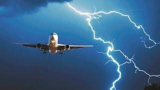 LIGHTNING STRIKES - TERRIBLE BEAUTY OF NATURE