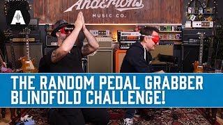 The Random Blindfold Pedal Grabber Solo Challenge!!