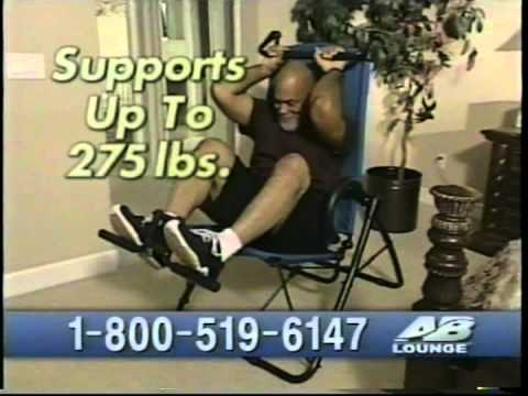 Ab Lounge commercial (mid-2000s)