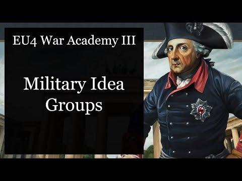 [EU4] War Academy III: Military Idea Groups