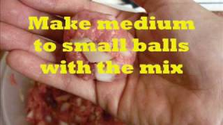How To Make: Mexican Meatballs And Rice