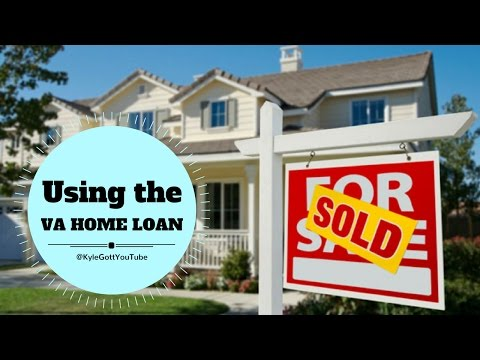 Using the VA Home Loan to buy a house