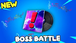 FORTNITE BOSS BATTLE MUSIC (1 HOUR)