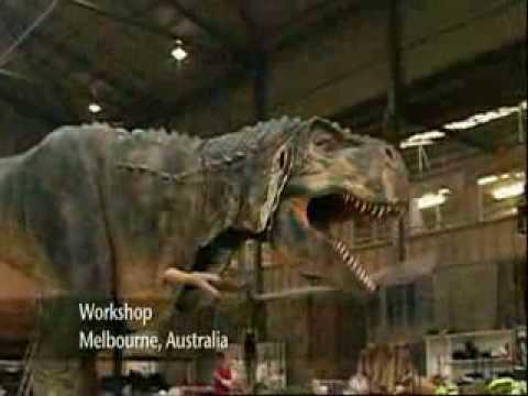 Telesanterno Spettacolo dinosauri Bologna 9 marzo 2010 ...