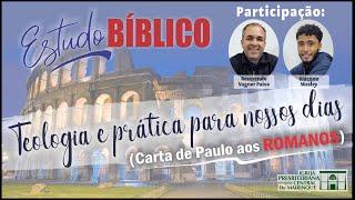 Estudo Bíblico   Sem justiça própria   23/09/2020