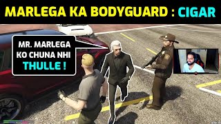 Marlega Ka Bodyguard : CIGAR | ft. Rakazone Gaming, Cigar YT | GTA 5 (Thumbnail via iPhone XR)