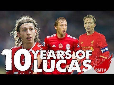 10 Years of Lucas Leiva | #LFC Extra Time Show