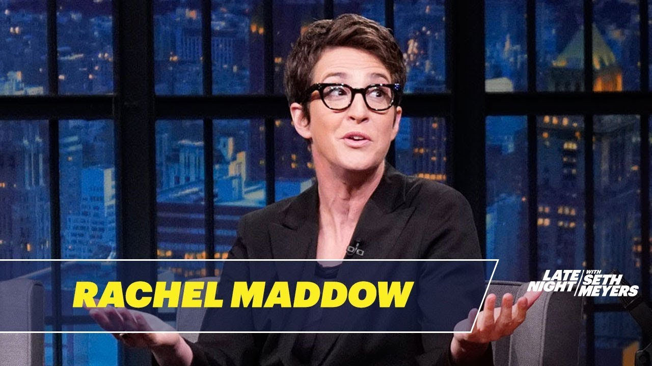 Rachel Maddow Thinks the Democratic Nomination Should Be Hard-Fought