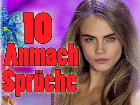 TOP 10 ANMACHSPRÜCHE!