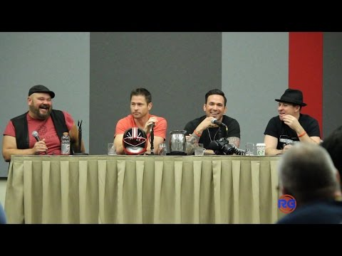 Power Rangers Panel pt.2 - Jason David Frank and Jason Faunt Arrive