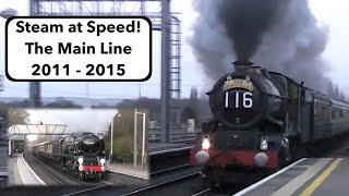 Steam at Speed! The Main Line